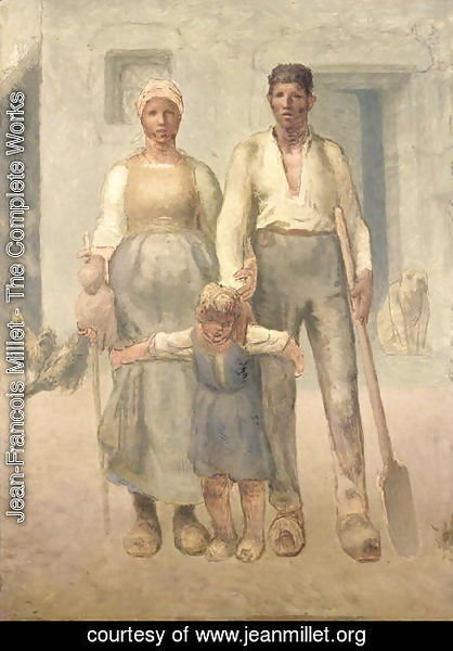 The Peasant Family, 1871-72