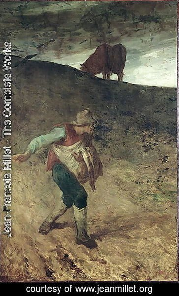 The Sower, 1847-48