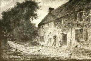 House birthplace Millet