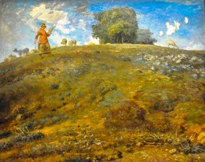 Jean-Francois Millet - In the Auvergne