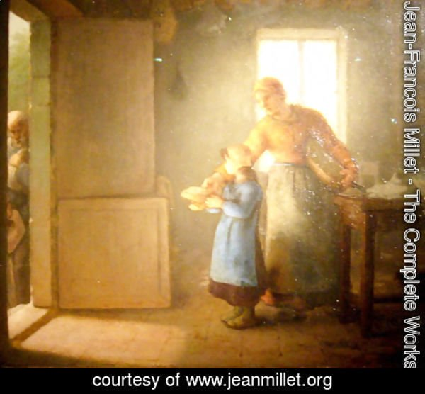Jean-Francois Millet - Charity